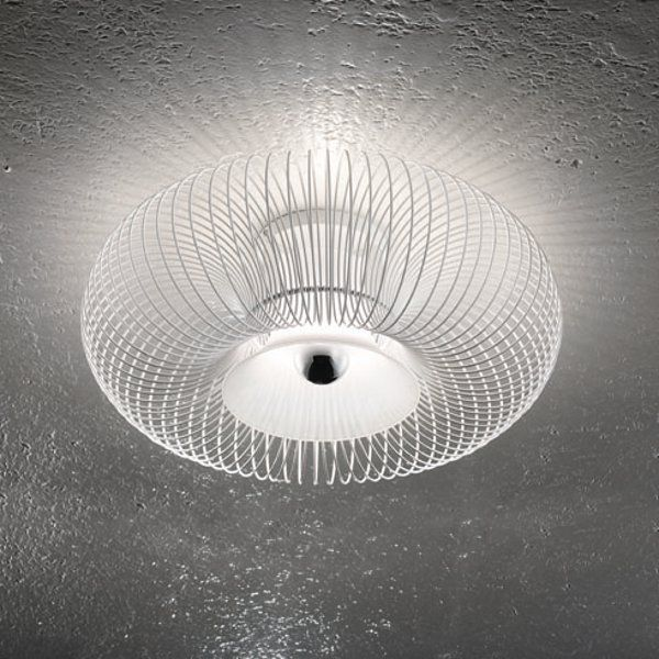 Spring PL 55 Ceiling lights, white