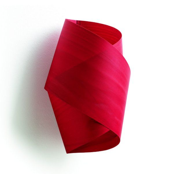 Orbit wall lamp, Red - not available for USA, Canada & Australia