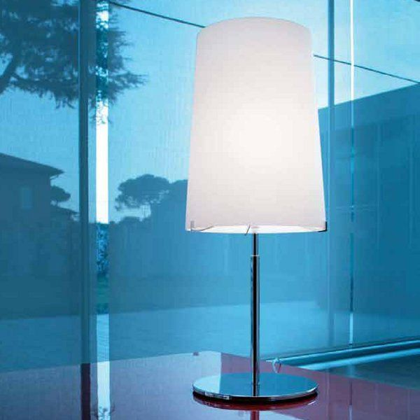 Sera T1 Table light, opal white