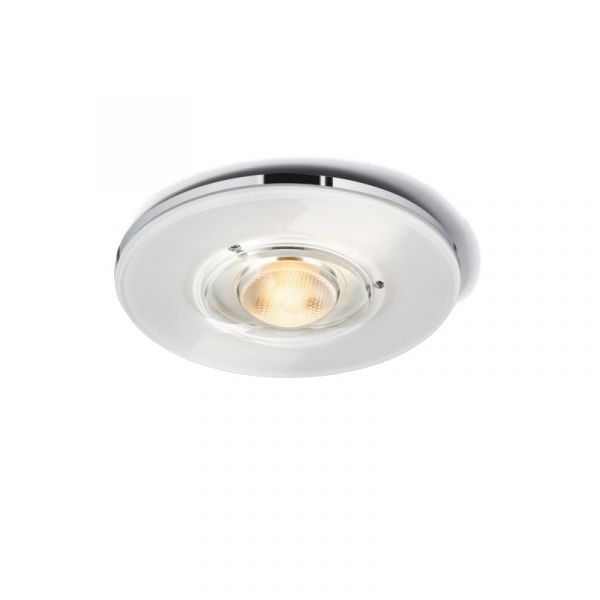 Euclid Min PD ceiling light white
