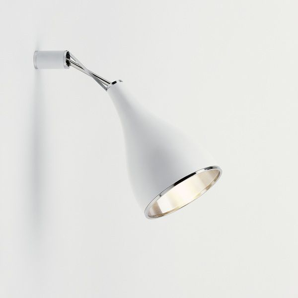 One Eighty Wall light, white