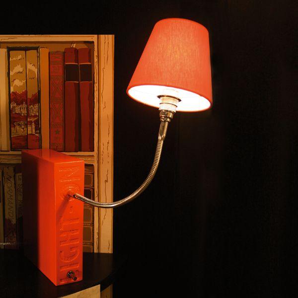 Light On Silk table lamp