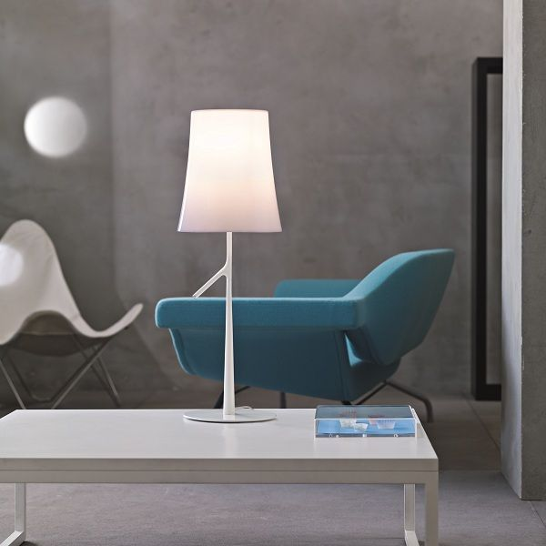 Birdie Table light, example in living area