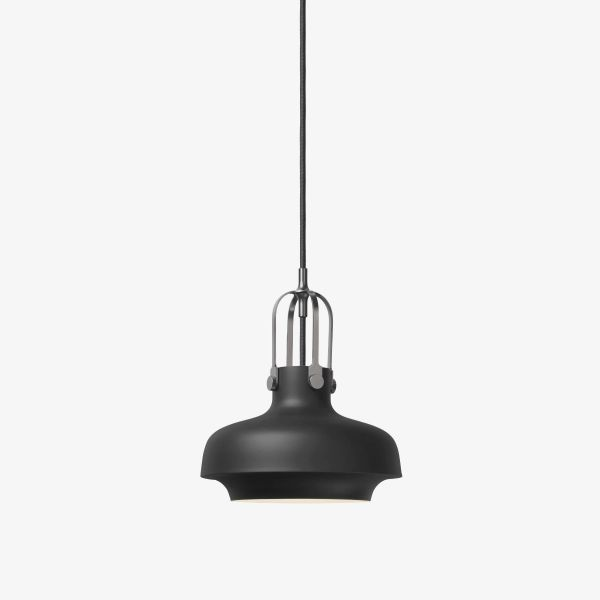 Copenhagen Pendant light SC6 Matt black