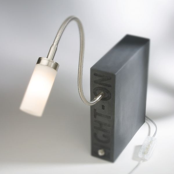 Light On PISA Table light black