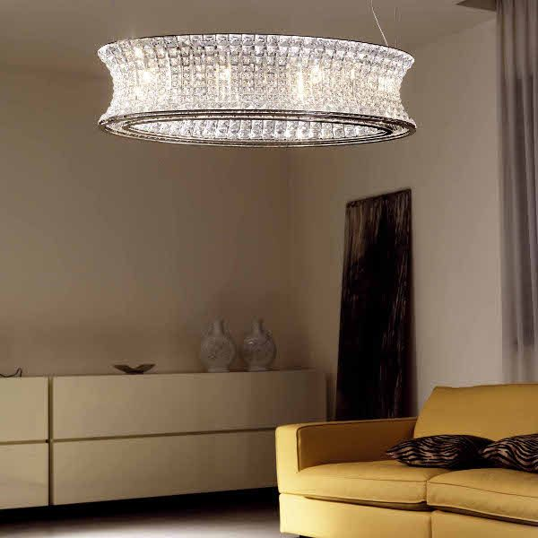 RIng pendant light