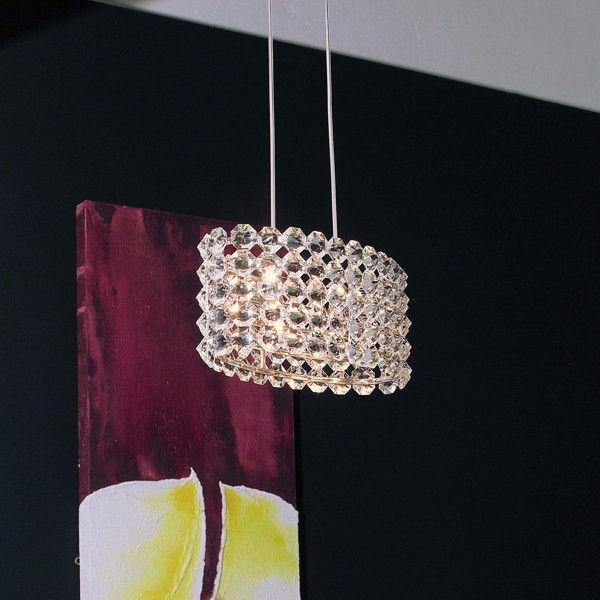 Baccarat S pendant light