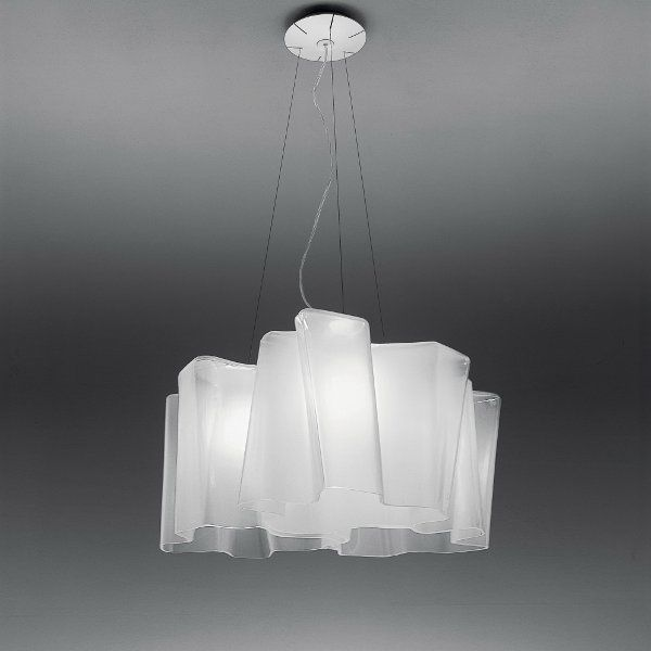 The Logico sospensione/mini/micro 3 x 120° pendant light