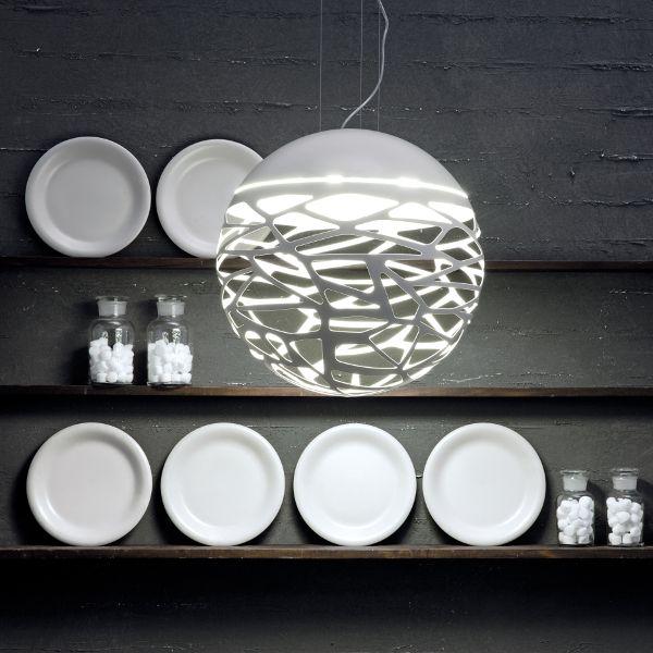 Kelly Sphere SO Pendant Light