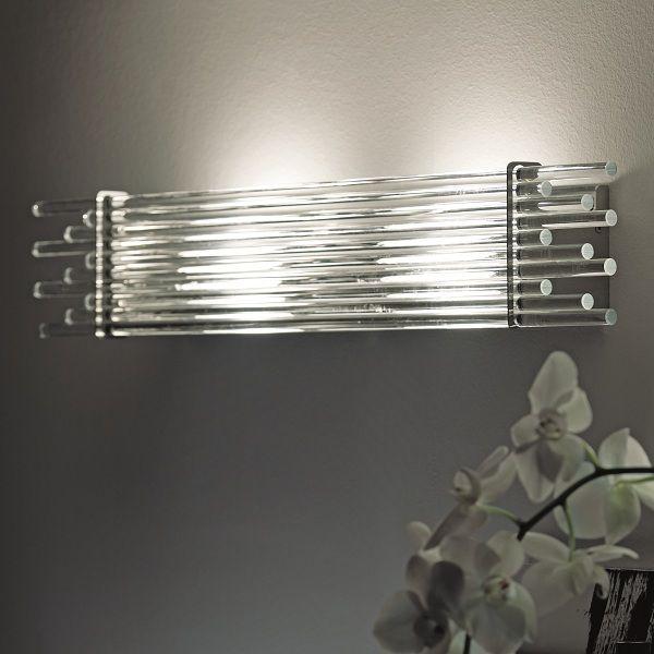 Diadema AP AL/FL Wall socnce, crystal