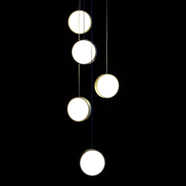 Knikerboker DND Five Pendant Light