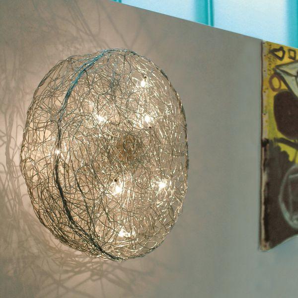 Rotola p40 as wall light