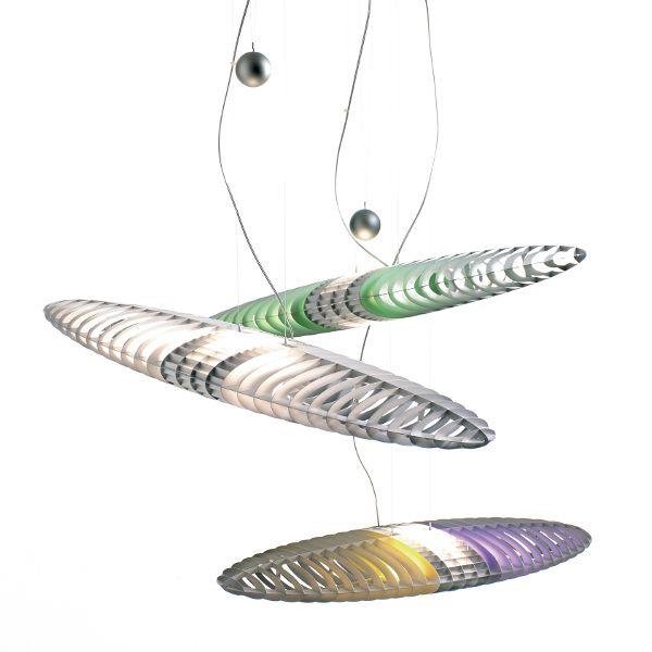 Titania Suspension lamp