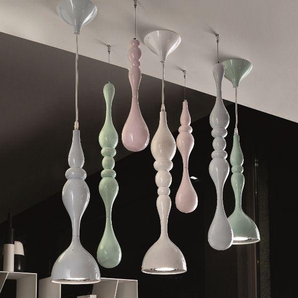 Dropop PL90 Ceiling Light