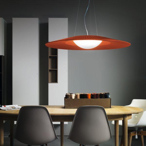 Mood Plissee D100 LED Pendant Light