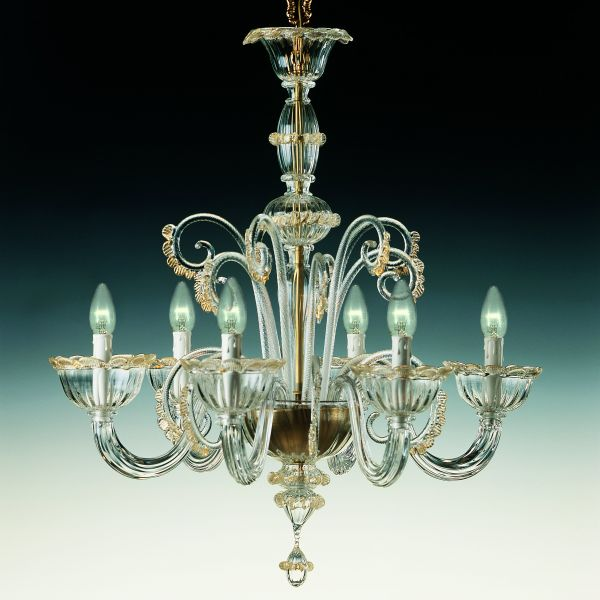 The K6 chandelier from the 7092 line