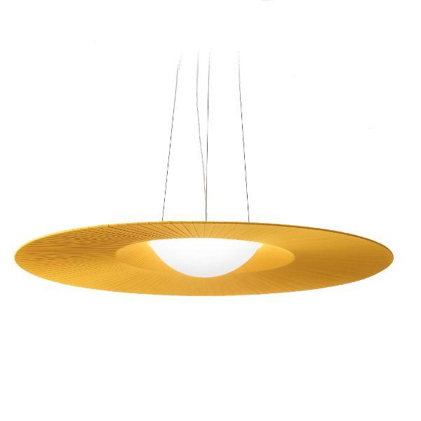 Mood Pleated Fabric D100 Pendant light