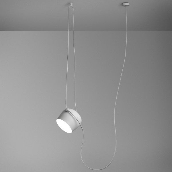 Aim Pendant light white