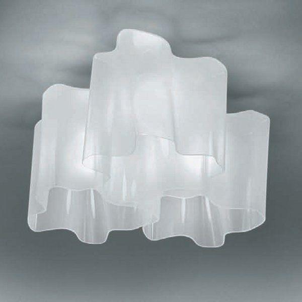 The Logico soffitto/mini/micro 3 x 120° ceiling light