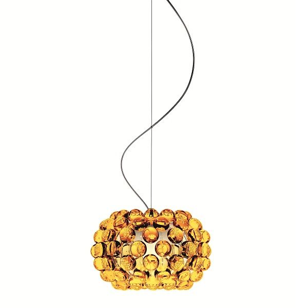 Caboche piccola pendant light transparent