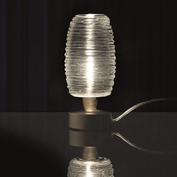 Damasco LT P Table light, crystal