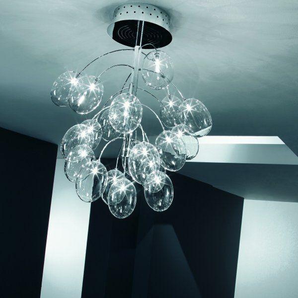The Pro Secco K19 chandelier