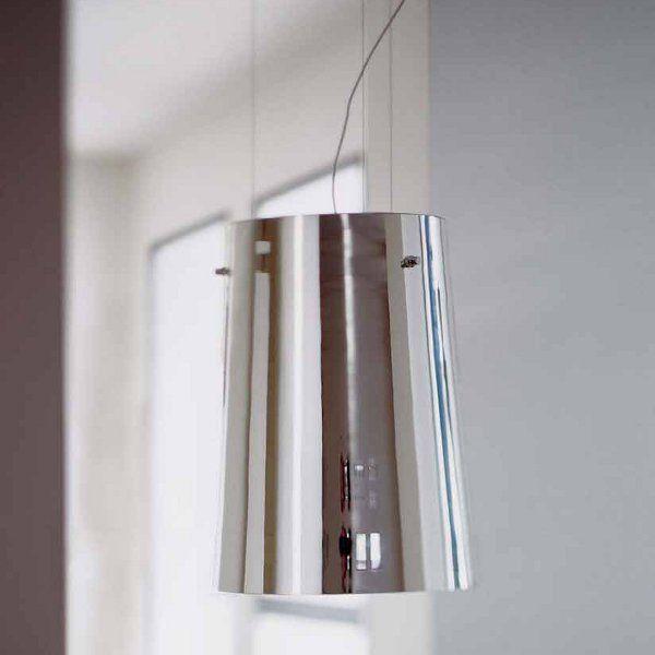 Sera small S1 Pendant light, mirrow