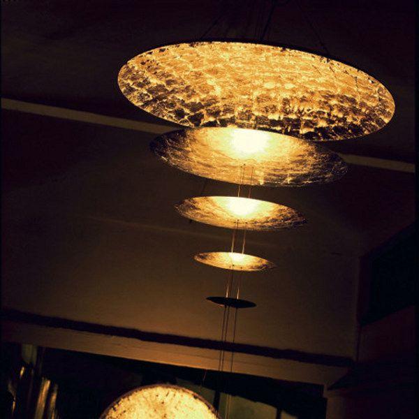 Sistema Macchina della Luce LED Mod. D suspension lamp