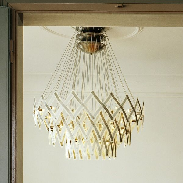 Zoom/Master XL 3 Elements pendant light
