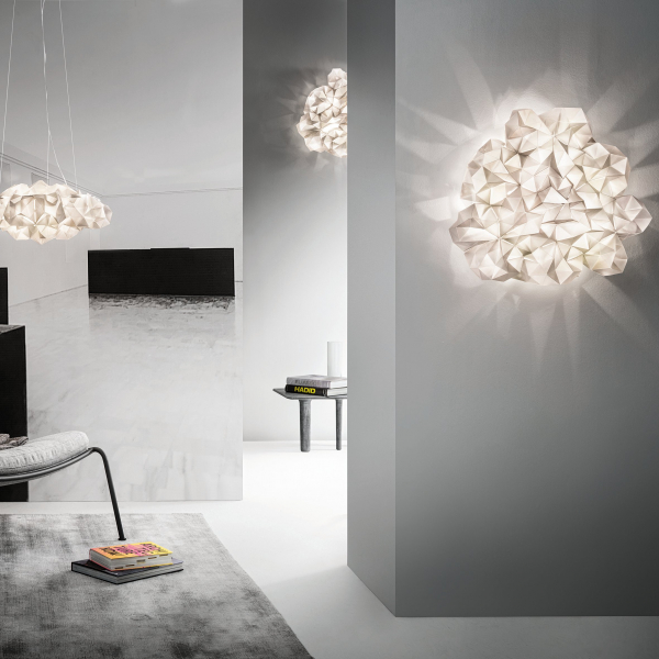 Drusa wall/ ceiling light