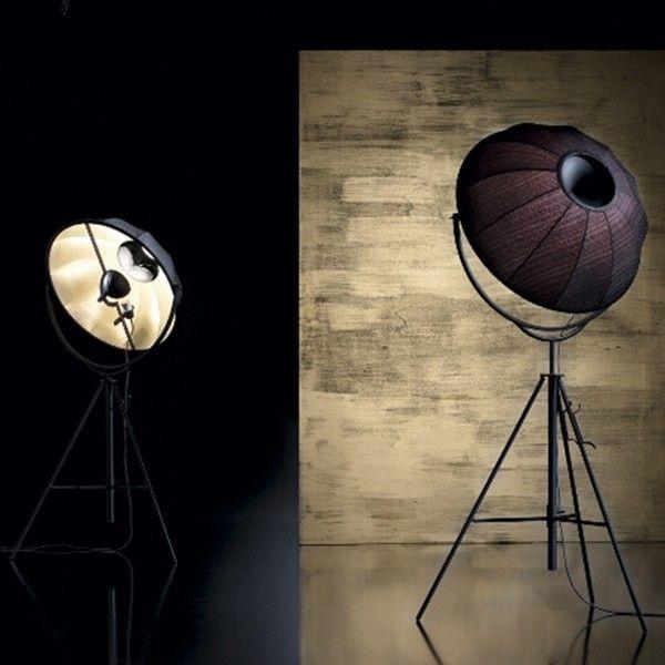 Fortuny Kieffer-Rubelli floor lamp