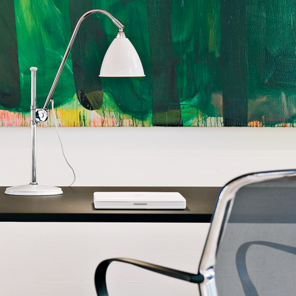 BL1 Table lamp in an accomodation example
