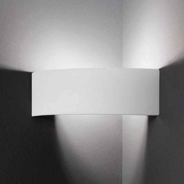 Arco Corner wall lamp