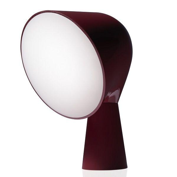 Binic Table light, red