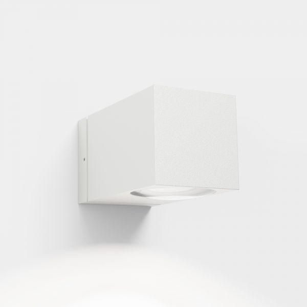 Como Down Wall light, white