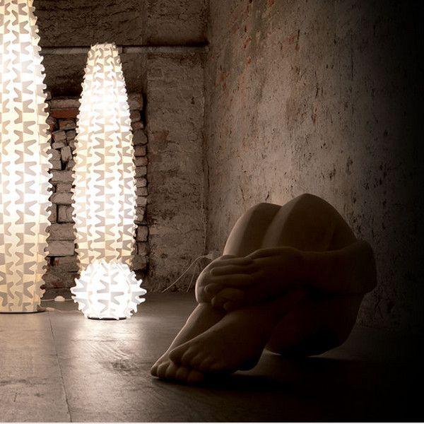 Cactus Floor Light