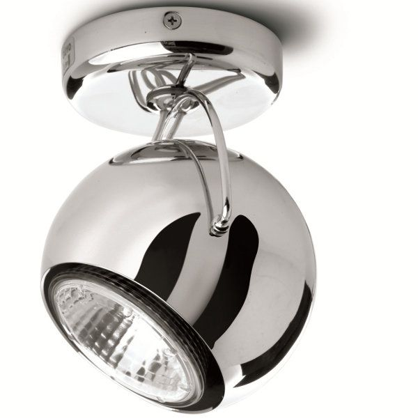 Beluga Steel G11 Ceiling-/Wall lamp