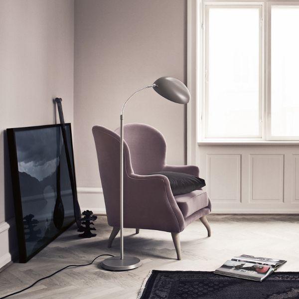 Cobra Floor lamp grey