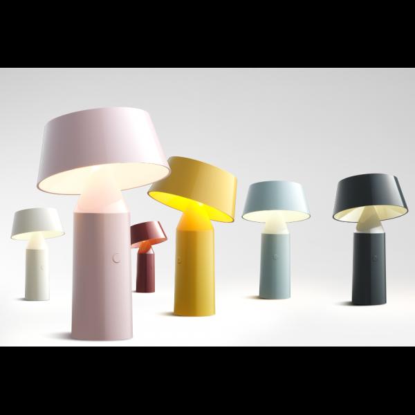 Bicoca battery table lamp