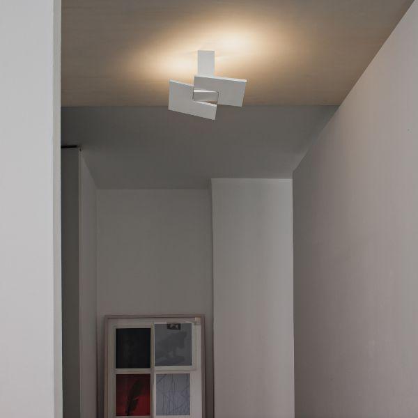 Puzzle Twist Ceiling light