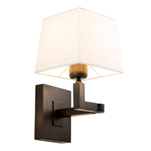 Cambell Wall Sconce, bronze