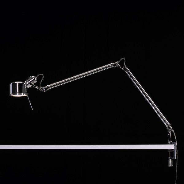 Job Table light with clamp