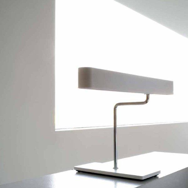 Teca T1/T12 Table light, white painted