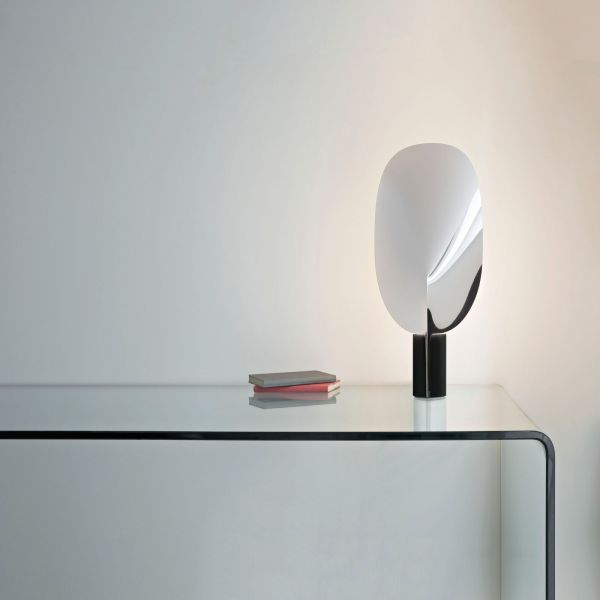 Serena table light aluminium