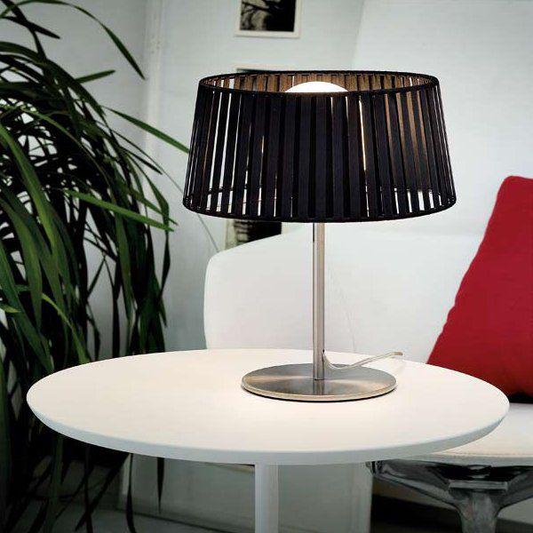 Ribbon CO  Table light, black