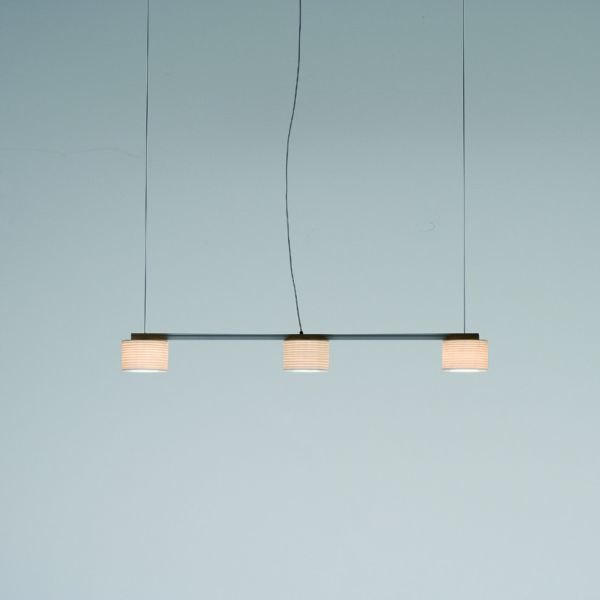 Tjao Zip 3 LED Suspension Lamp
