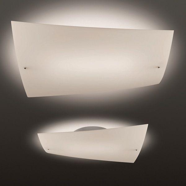 Folio Ceiling fixture, white