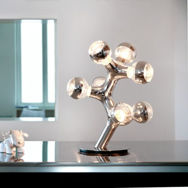 DNA Table light chrome