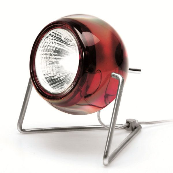 Beluga Colour B03 Table light, red