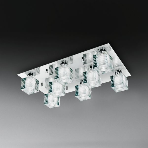 The Otto x Otto P8 ceiling light in detail